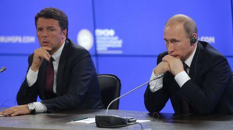 "Ong Putin: ""Nga san sang do bo lenh trung phat voi EU truoc"" - Anh 1"