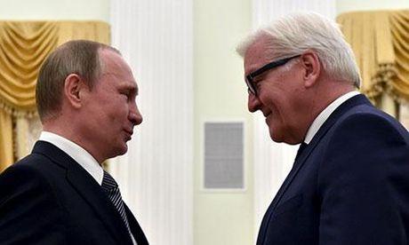 Vi sao Duc muon ha nhiet quan he Nga-NATO? - Anh 1