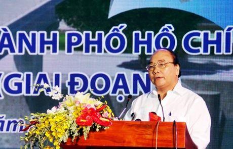 TP HCM khoi cong 'dai du an' chong ngap do trieu cuong - Anh 1