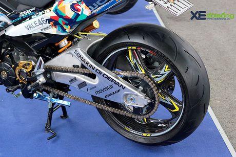 Yamaha Exciter do 15.000USD gianh giai nhat tai Y-Motor Sport - Anh 10