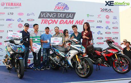 Yamaha Exciter do 15.000USD gianh giai nhat tai Y-Motor Sport - Anh 11
