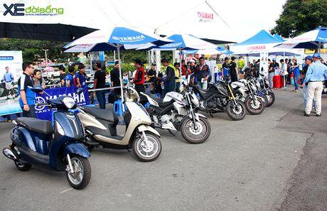 Yamaha Exciter do 15.000USD gianh giai nhat tai Y-Motor Sport - Anh 12