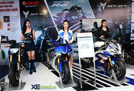 Yamaha Exciter do 15.000USD gianh giai nhat tai Y-Motor Sport - Anh 13