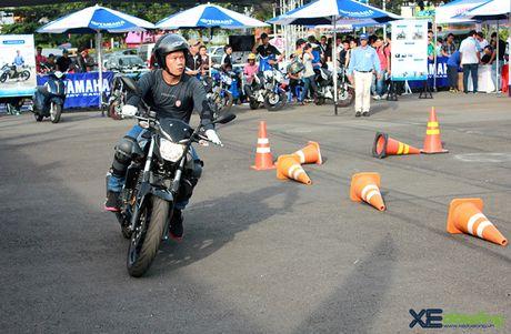 Yamaha Exciter do 15.000USD gianh giai nhat tai Y-Motor Sport - Anh 14
