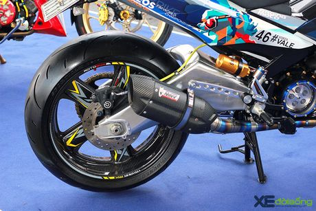 Yamaha Exciter do 15.000USD gianh giai nhat tai Y-Motor Sport - Anh 19