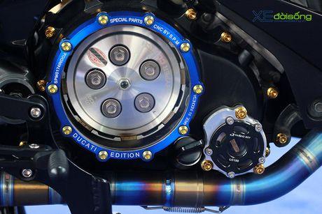 Yamaha Exciter do 15.000USD gianh giai nhat tai Y-Motor Sport - Anh 20