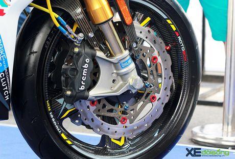 Yamaha Exciter do 15.000USD gianh giai nhat tai Y-Motor Sport - Anh 21
