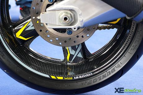 Yamaha Exciter do 15.000USD gianh giai nhat tai Y-Motor Sport - Anh 23