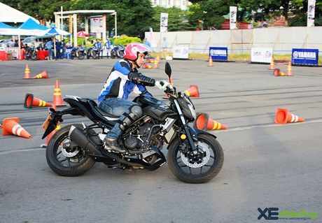 Yamaha Exciter do 15.000USD gianh giai nhat tai Y-Motor Sport - Anh 2