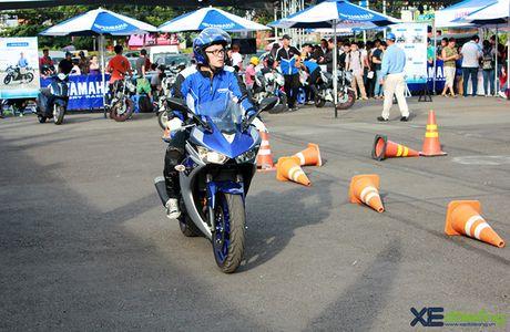 Yamaha Exciter do 15.000USD gianh giai nhat tai Y-Motor Sport - Anh 4