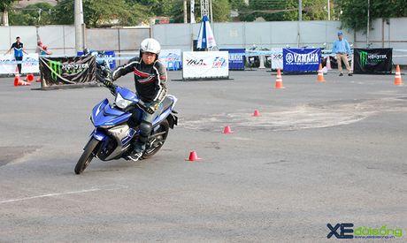 Yamaha Exciter do 15.000USD gianh giai nhat tai Y-Motor Sport - Anh 6
