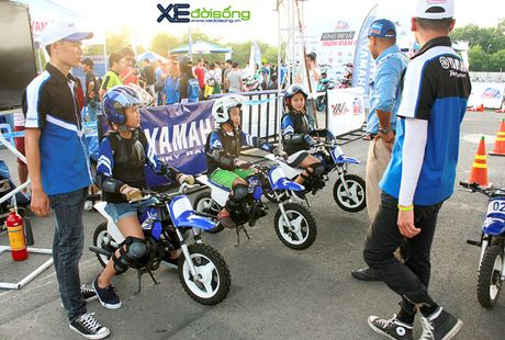 Yamaha Exciter do 15.000USD gianh giai nhat tai Y-Motor Sport - Anh 7