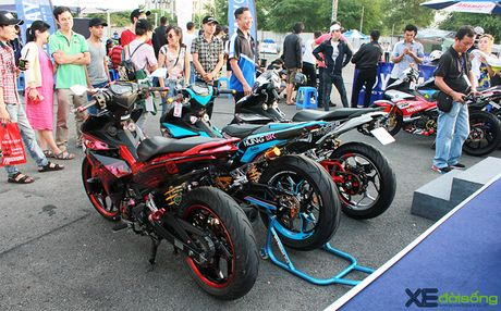 Yamaha Exciter do 15.000USD gianh giai nhat tai Y-Motor Sport - Anh 8