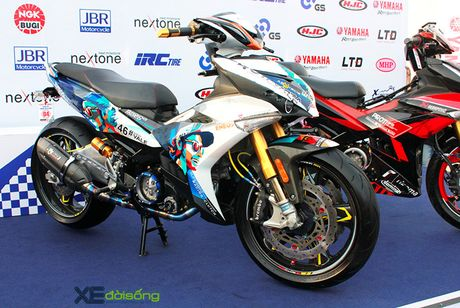 Yamaha Exciter do 15.000USD gianh giai nhat tai Y-Motor Sport - Anh 9