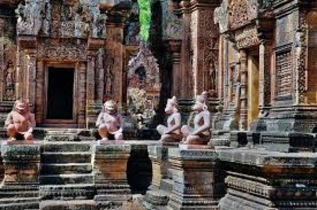 Campuchia dang hut khach du lich - Anh 13