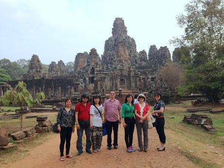 Campuchia dang hut khach du lich - Anh 14