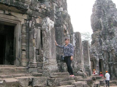 Campuchia dang hut khach du lich - Anh 3