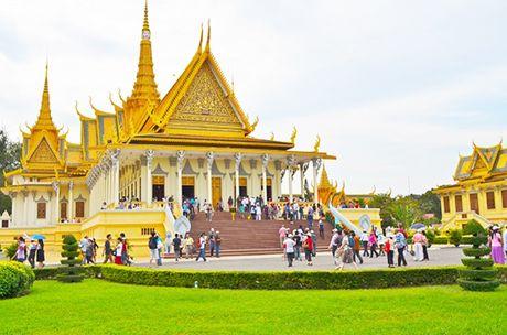 Campuchia dang hut khach du lich - Anh 9