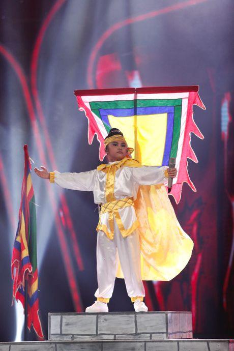Bao Tran Idol Kids va giac mo chinh phuc dinh cao am nhac - Anh 3