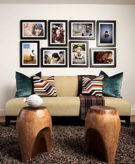 2 157307 Những điều bạn nên biết để treo ảnh chân dung trong nhà