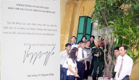 Huong den ky niem 69 nam ngay Thuong binh - liet sy (27/7/1947 - 27/7/2016): Nga ba Dong Loc – Ruc chay ngon lua vinh hang - Anh 5