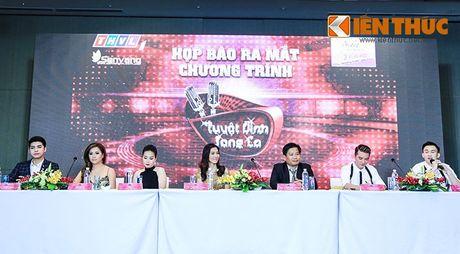 Mr Dam dien do doi cung Duong Trieu Vu du hop bao - Anh 13
