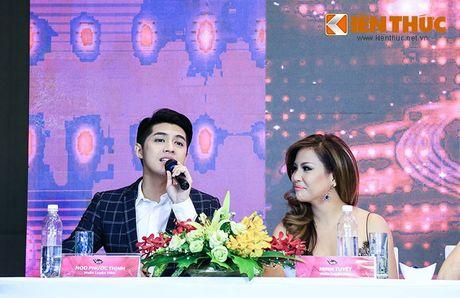 Mr Dam dien do doi cung Duong Trieu Vu du hop bao - Anh 8