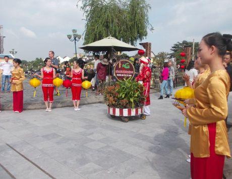 Quang Nam: Giao luu van hoa Hoi An-Nhat Ban lan thu 14 - Anh 1