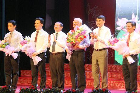 Ha Tinh: Ra mat Quy khuyen hoc, khuyen tai Nguyen Du - Anh 1