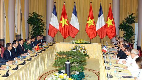 Tổng thống Pháp Francois Hollande thăm Việt Nam