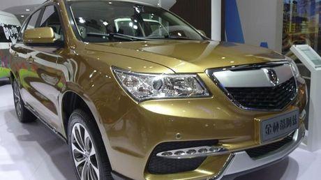 SUV hạng sang Acura MDX có phiên bản