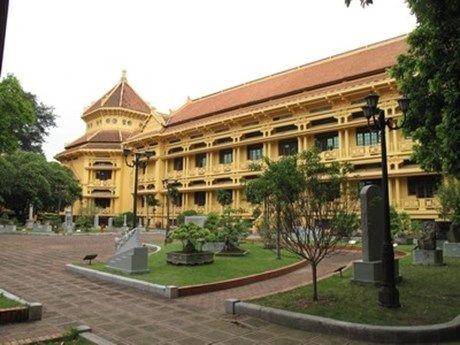 Bao tang Lich su quoc gia nhan Huan chuong Lao dong hang Nhat - Anh 1