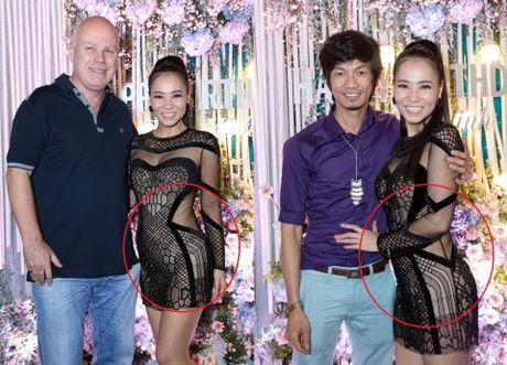 Mac vay xuyen thau mung sinh nhat, Thu Minh tu to minh - Anh 2