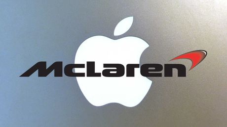 Apple co ke hoach 'thau tom' McLaren? - Anh 1
