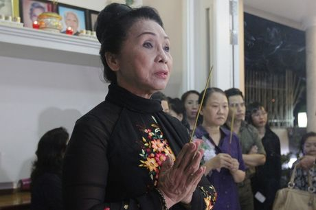 Nghe si nghen ngao vieng 'ong hoang cai luong' Thanh Tong - Anh 7