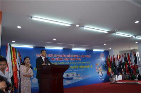 Khai truong Trung tam Truyen thong quoc te ABG5 - Anh 3
