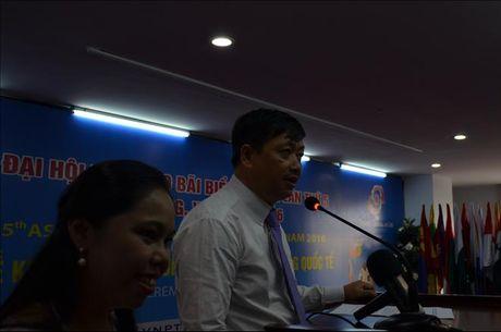 Khai truong Trung tam Truyen thong quoc te ABG5 - Anh 4