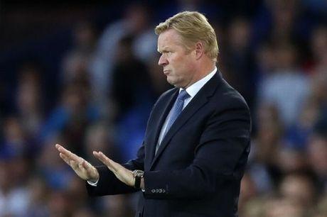 Everton bay cao, Koeman khiem ton - Anh 1