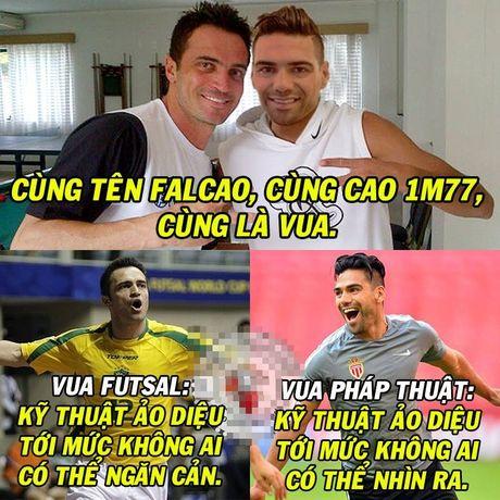 Anh che: Fan bong da 'mat an mat ngu' vi ngay 24/09; Futsal VN buoc vao ngoi den huyen thoai cua cac huyen thoai - Anh 3