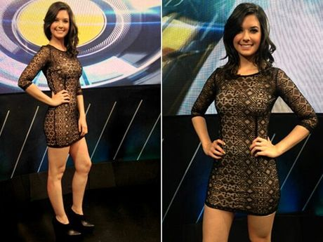 Pilar Perez - Nang MC the thao co nu cuoi toa nang hut hon - Anh 2