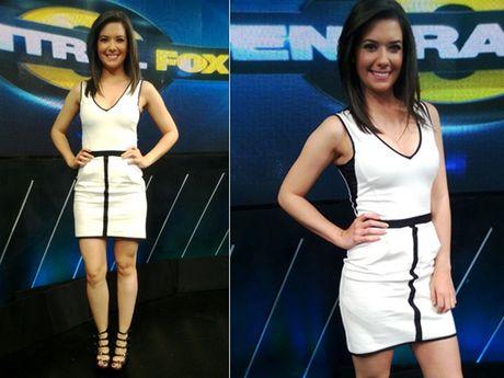 Pilar Perez - Nang MC the thao co nu cuoi toa nang hut hon - Anh 6