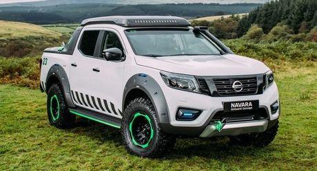 """Nissan ra mat """"ban tai cuu ho"""" Navara EnGuard - Anh 1"""