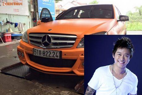 """Ca sy Tuan Hung """"do"""" Mercedes-Benz C200 mau cam noi bat - Anh 1"""