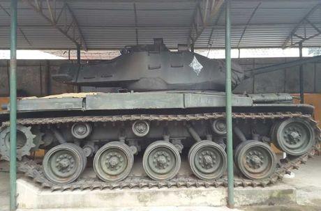 Bat ngo: Xe tang M41 cua Viet Nam tai xuat - Anh 10