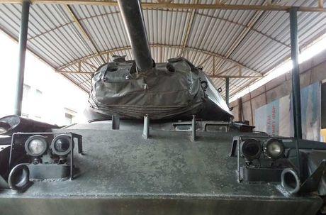 Bat ngo: Xe tang M41 cua Viet Nam tai xuat - Anh 11