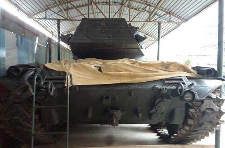 Bat ngo: Xe tang M41 cua Viet Nam tai xuat - Anh 12
