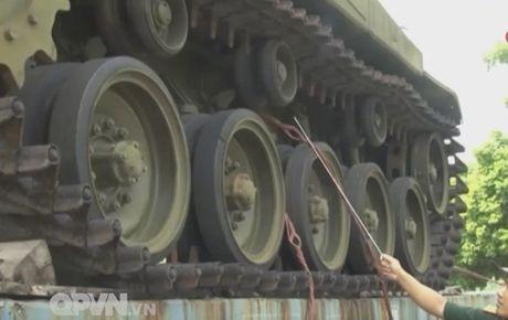 Bat ngo: Xe tang M41 cua Viet Nam tai xuat - Anh 4