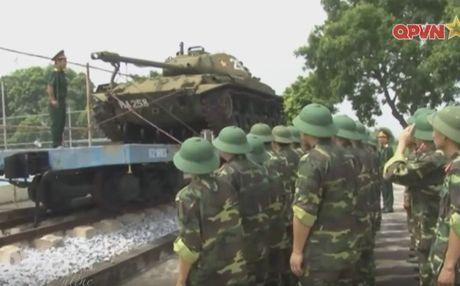 Bat ngo: Xe tang M41 cua Viet Nam tai xuat - Anh 6