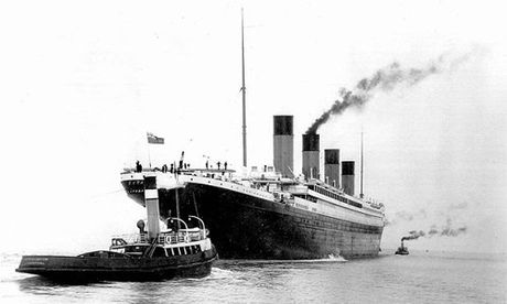 Loat anh de doi ve con tau Titanic huyen thoai - Anh 1