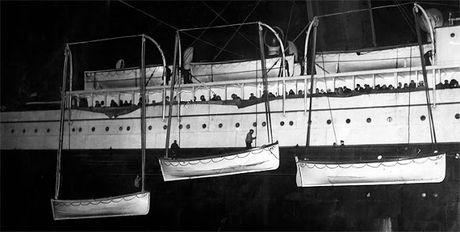 Loat anh de doi ve con tau Titanic huyen thoai - Anh 5